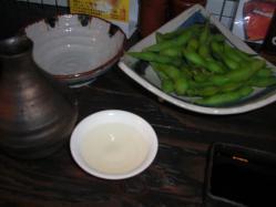 りんてつの枝豆