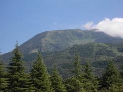 7月29日の伊吹山