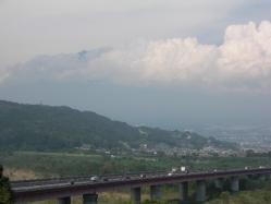 今日9月12日の富士山