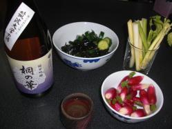 筑波大学のお酒 桐の華
