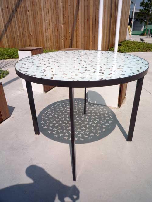 影テーブル2