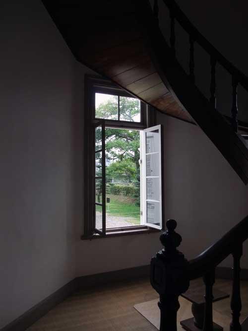 明治期の螺旋階段5