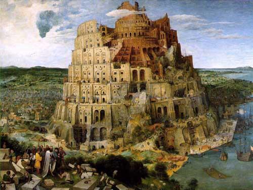 バベルの塔1