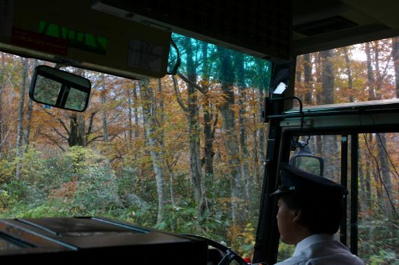 登山バス3