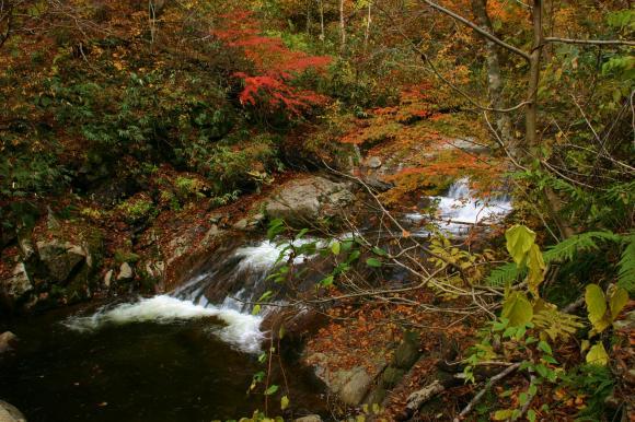 安の滝 5