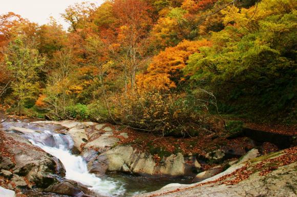 安の滝 6
