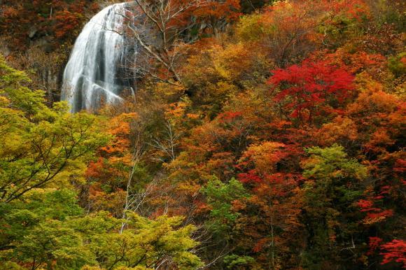 安の滝 11