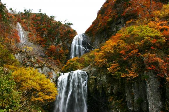 安の滝 12