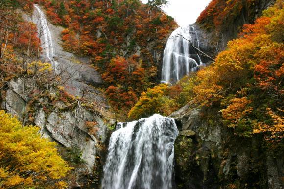 安の滝 15
