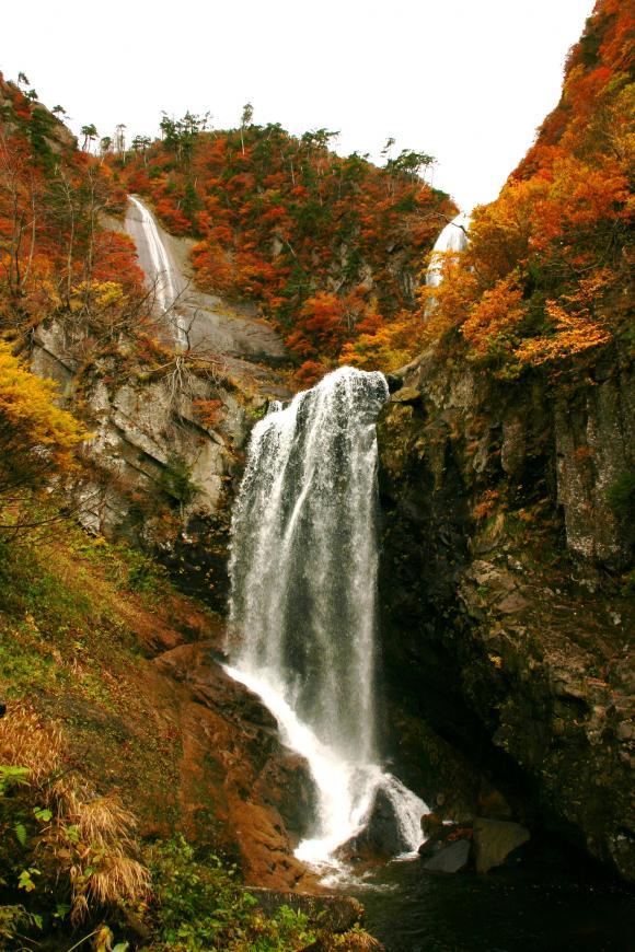 安の滝 17