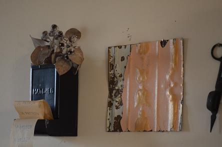 アイランドキッチン壁