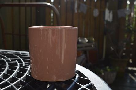 100均陶器ポット