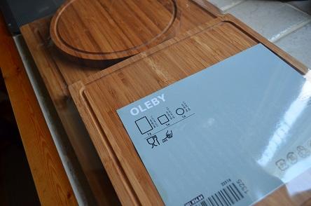 IKEAまな板