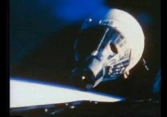 弾道ミサイル転用のアトラスによってマーキュリー宇宙船は、1961年5月5日、アメリカ発の有人飛行を成し遂げる