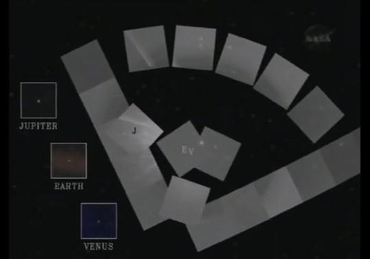 太陽系写真