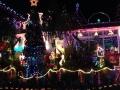 Christmas Lights 2013 4 アロマスクール マッサージスクール オーストラリア