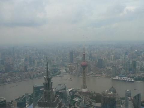 上海環金融中心