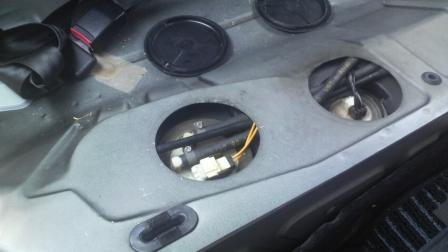 シトロエン AX GTI 燃料ポンプ