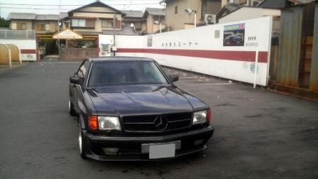 w126 SEC AMG
