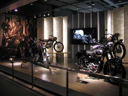 カワサキ オートバイ 歴史