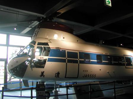 カワサキ ヘリコプター