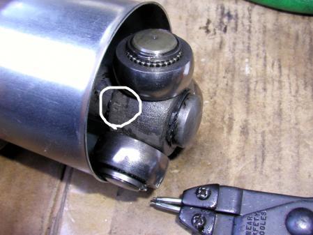 プジョー106 シトロエンAX ドライブシャフト ブーツ 交換