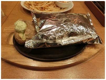 包み焼きハンバーグ2