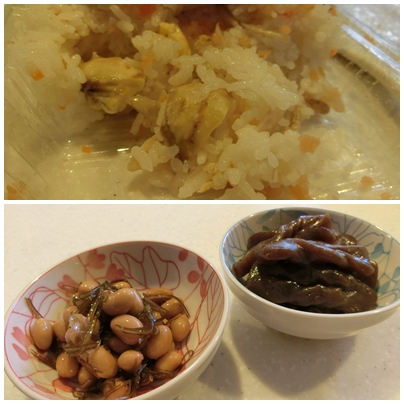 261015バラ寿司と玉子焼き3
