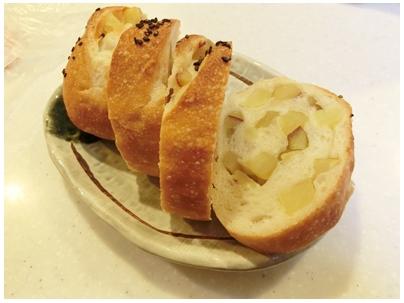 261029ブーランジェリーバン(いもパン)1