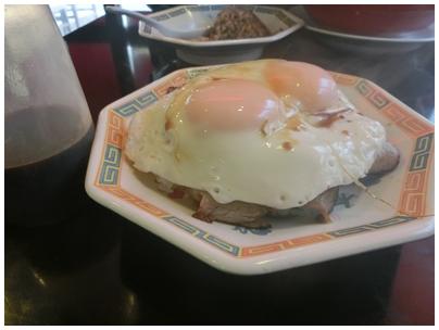 焼豚玉子飯2