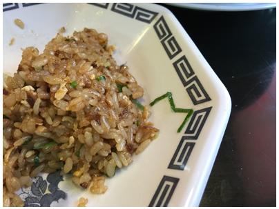 ミニ炒飯2