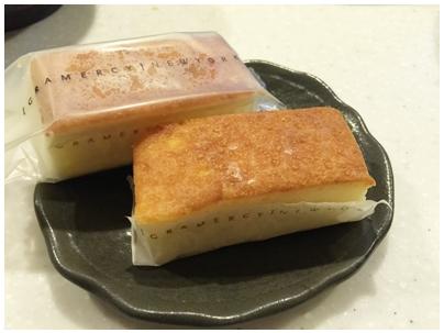 ニューヨークチーズケーキ1