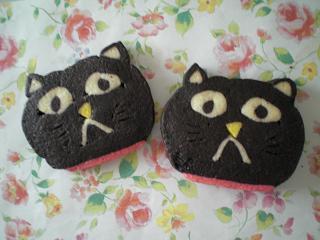 猫ちゃんクッキー