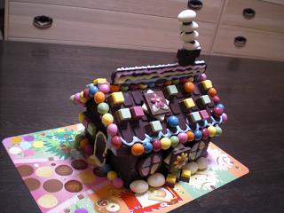 チョコレートハウス⑤