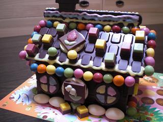 チョコレートハウス②