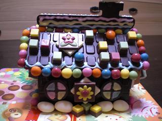 チョコレートハウス①