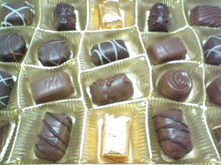 アメ横 チョコレートたたきうり  u