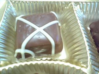 アメ横 チョコレートたたきうり  v