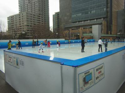 アイススケート001
