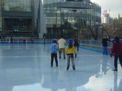 アイススケート006