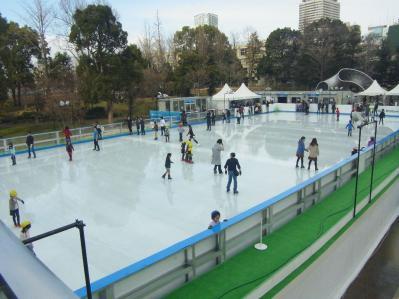 アイススケート007