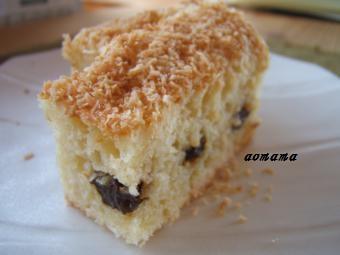 ココナッツのケーキ