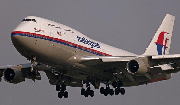 マレーシア機