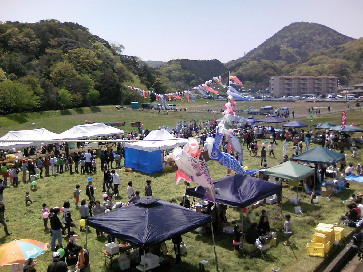 大賀茂れんげ2010
