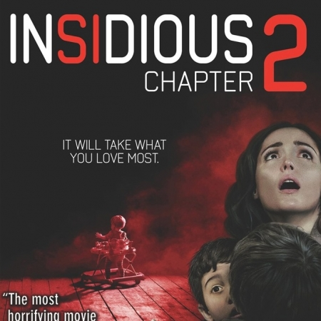 インシディアス 第2章