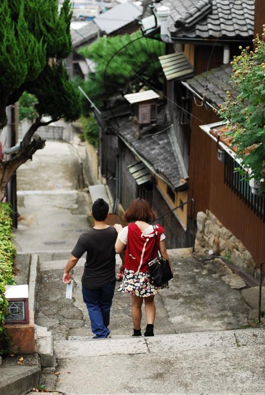 尾道散歩2013年9月15日 くもりのち雨 013