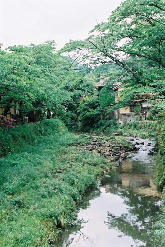 川のある風景・・・落ち着けて、ここからの眺めはお気に入りなんです