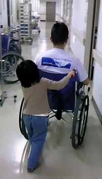 パパの入院
