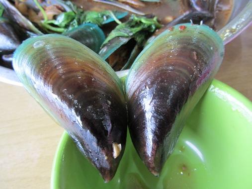 淡水 八里の蛤王
