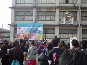 ライブ!文化祭